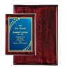 "Rosewood Piano Finish Plaque (10"" x 13"") 