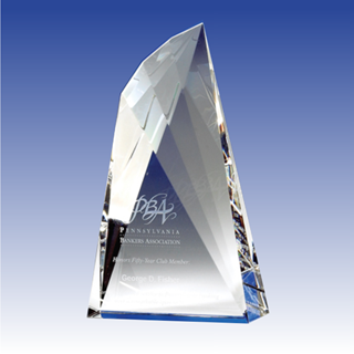Picture of Flight Optical Crystal Award (Medium)