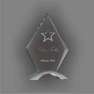 Picture of Diamond Cosmic Acrylic Stand Up (Small)