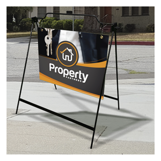 Sidewalk Signs - Custom  A Frame Signs, Message Board Signs | Custom Business Signs | Custom Outdoor Metal Signs | MawardsPlus.com
